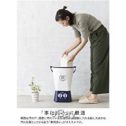 2019 CB JAPAN Small Washing machine BUCKET WASHER TOM-12(1.3lb)Compact laundry