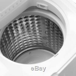 7.5kg Portable Washing Machine Amaze Mini Twin Laundry Washer Spin Dryer New UK