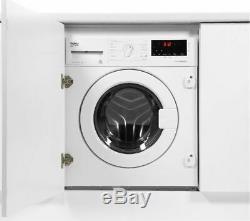 BEKO Pro WIX765450 Integrated 7 kg 1600 Spin Washing Machine Currys
