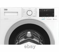 BEKO WEX840530W Bluetooth 8kg 1400 Spin Washing Machine Quick Wash White Currys