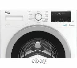 BEKO WEX940530W Bluetooth 9 kg 1400 Spin Washing Machine White Currys