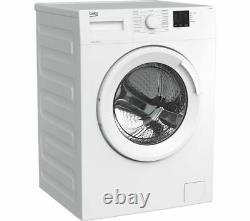 BEKO WTK74011W 7 kg 1400 Spin Washing Machine White Currys