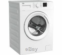 BEKO WTK84011W 8kg 1400 Spin Washing Machine Quick Wash White Currys