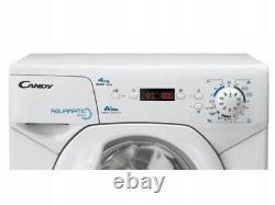 BRAND NEW Candy AQUA1042D 70cm Compact Washing Machine 4kg Load, LED Display