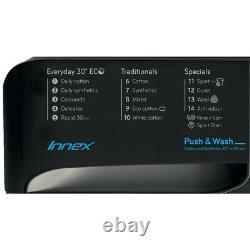 BRAND NEW Indesit BWE91484XK Innex Super Silent Washing Machine 9kg, 1400, A+++