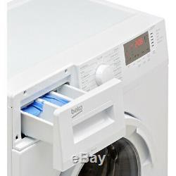 Beko WTG641M3W A+++ Rated 6Kg 1400 RPM Washing Machine White New
