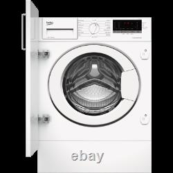 Beko WTIK76151F A+++ Rated C Rated Integrated 7Kg 1600 RPM Washing Machine