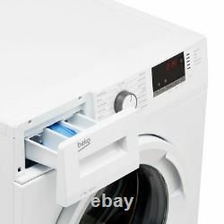Beko WTK74151W 7Kg 1400 RPM Washing Machine White D Rated New