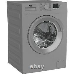 Beko WTL74051S 7kg 1400rpm Freestanding Washing Machine Silver