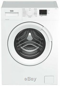 Beko WTL82051W Free Standing 8KG 1200 Spin Washing Machine A+++ White