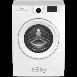 Beko WTL84121W A+++ Rated 8Kg 1400 RPM Washing Machine White New
