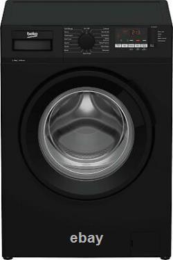 Beko WTL94151B 9KG 1400 Spin Washing Machine Black