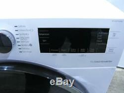 Beko WY124PT44MW White Washing Machine 12 KG 1400 A+++ SteamTherapy Inverter PWM