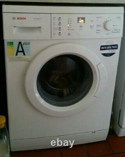 Bosch Classixx 6 washing machine WAE28363 1400 express A+ full Working HP21