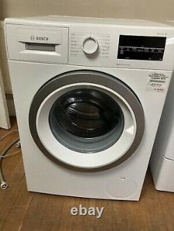 Bosch Serie 6 WAT28450GB washing machine 9kg (Pre-owned, only 6 months old)