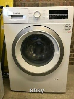 Bosch Serie 6 WAT28450GB washing machine 9kg (Pre-owned, only 9 months old)