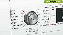 Bosch Serie 8 WAW325H0GB 9kg 1600rpm AntiVibration Washing Machine & AntiStain
