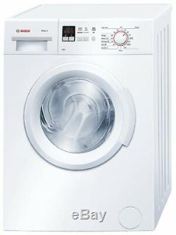 Bosch WAB28161GB Free Standing 6KG 1400 Spin Washing Machine A+++ White