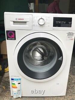 Bosch WAT28371GB 9kg Front Load Freestanding Washing Machine with EcoSilence