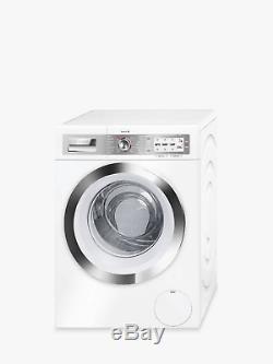 Bosch WAYH8790GB Freestanding Washing Machine 9kg Load White