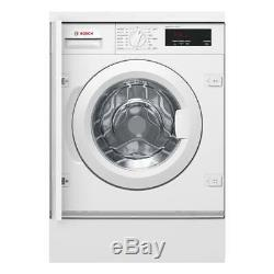 Bosch WIW28300GB A+++ Rated Fully Integrated Washing Machine with EcoSilence