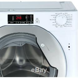 Candy CBWM814DC A+++ Rated Integrated 8Kg 1400 RPM Washing Machine White /