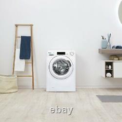 Candy CS 148TE Free Standing 8KG 1400 Spin Washing Machine White