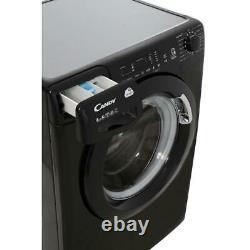Candy CVS1482D3B A+++ 8kg Load 1400 Spin Washing Machine Black