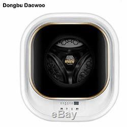 Daewoo DWD-03MCWR Wall Mounted Mini Drum Washing Machine