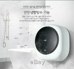 Daewoo DWD-35MCWC Wall Mounted Mini Drum Washing Machine 220V Appliance UR