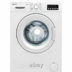 Electra W1244CF2WE D Rated 6Kg 1200 RPM Washing Machine White New