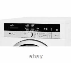 GRUNDIG GWN410460CW 10 kg 1400 Spin Washing Machine White Currys