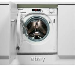 Graded CANDY CBWM914S-80 Integrated 9 kg 1400 Spin Washing Machine White
