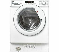 HOOVER H-WASH 300 HBWS 48D2E Integrated 8 kg 1400 Spin Washing Machine Currys