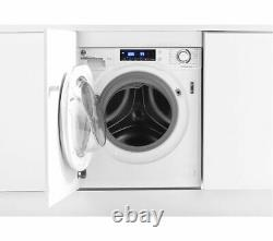HOOVER H-WASH 300 Pro HBWOS 69TAMCET Integrated WiFi 9kg Washing Machine White