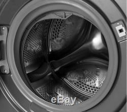 HOOVER Link DHL 1682D3R NFC 8 kg 1600 Spin Washing Machine Graphite Currys