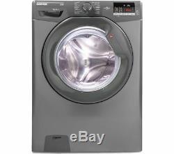 HOOVER Link HL 1692DG3G NFC 9 kg 1600 Spin Washing Machine Graphite Currys