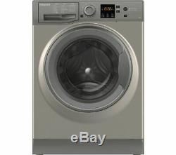 HOTPOINT Core NSWR 743U GK UK 7 kg 1400 Spin Washing Machine Graphite Currys