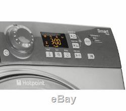 HOTPOINT WMFUG742G Smart Washing Machine Graphite Currys