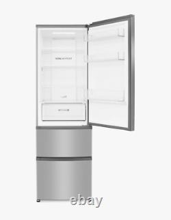 Haier AFE635CHJ Combi Freestanding 70/30 Fridge Freezer, A+ Energy Rating, 59.5c