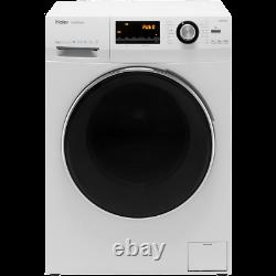 Haier HW80-B14636 Hatrium A+++ Rated 8Kg 1400 RPM Washing Machine White New
