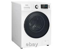 Hisense WFBL1014VJ 10KG 1400RPM White Washing Machine 2 Year Warranty