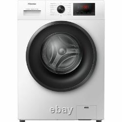 Hisense WFPV6012EM E Rated 6Kg 1200 RPM Washing Machine White New