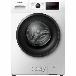 Hisense WFPV7012EM E Rated 7Kg 1200 RPM Washing Machine White New