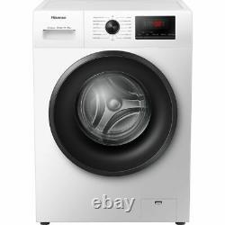 Hisense WFPV9014EM E Rated 9Kg 1400 RPM Washing Machine White New