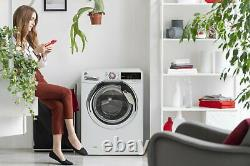 Hoover H3WS495TACE Free Standing 9KG 1400 Spin Washing Machine White