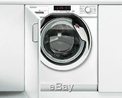 Hoover HBWM814SAC 8KG 1400RPM Built in Washing Machine