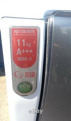 Hotpoint Aqualtis AQ113D 697E 11kg A+++ 1600 RPM Washing Machine V Quiet