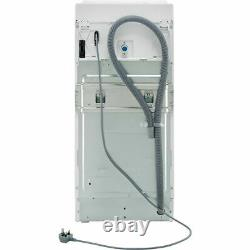 Hotpoint Aquarius WMTF722H Top Loading Washing White Machine + 1 Year Warranty