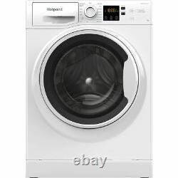 Hotpoint NSWA843CWWUKN A+++ Rated 8Kg 1400 RPM Washing Machine White New